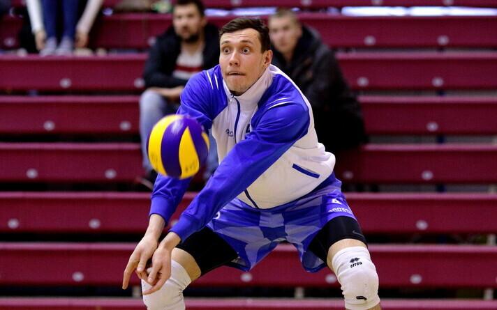 Томс Шванс хорошо знаком эстонским любителям волейбола.