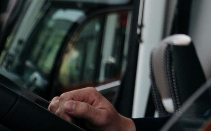 Bussijuht.