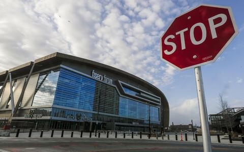 Milwaukee Bucksi koduareen Fiserv Forum