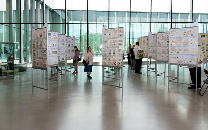 2017. aasta filateelianäitus ERMis