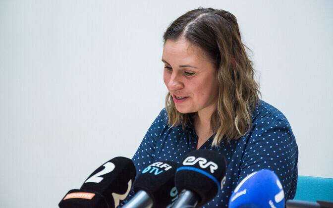 Terviseameti peadirektori kohusetäitja Mari-Anne Härma