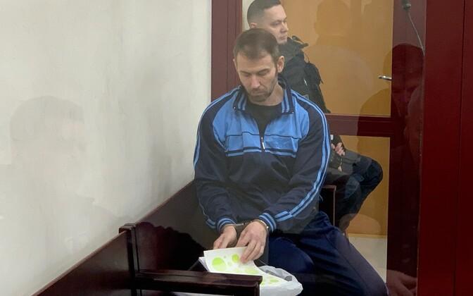 На суде Герасимов уверял, что не хотел никого убивать.