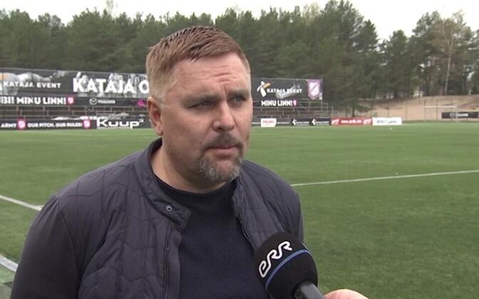 Куно Техва поможет Сергею Лепметсу реанимировать футбольную карьеру.