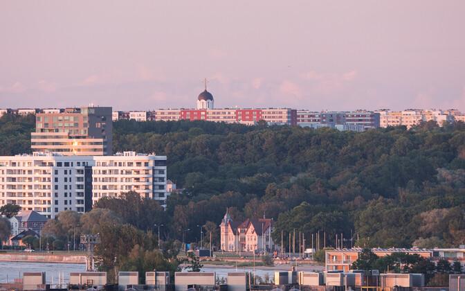 Majad Tallinnas.