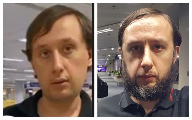 Roman Trofimov elas kolm kuud Manila rahvusvahelises lennujaamas.