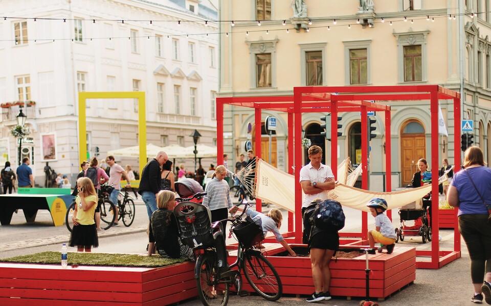 Тарту. Иллюстративная фотография.