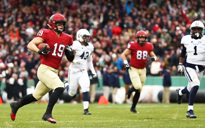 Ameerika jalgpalli matš Harvardi ja Yale'i ülikoolide vahel