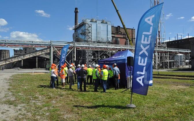 Предприятие Kiviõli Keemiatööstus входит в концерн Alexela Group.