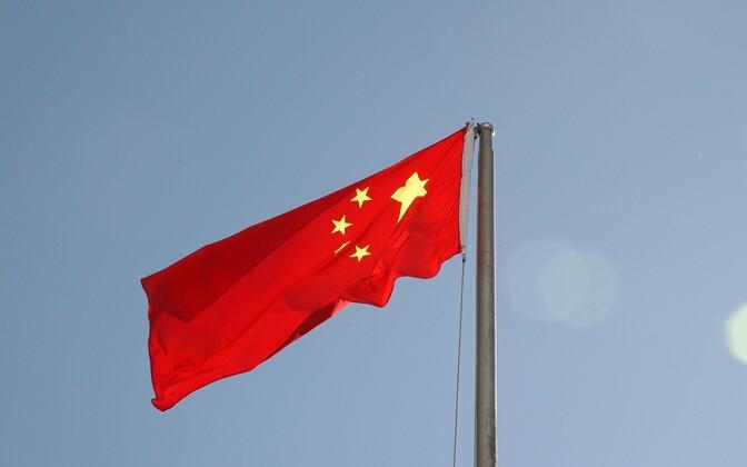 Hiina lipp