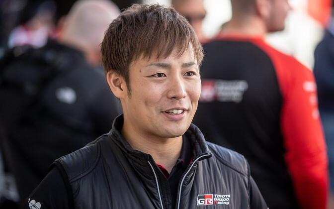 Takamoto Katsuta.