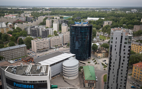 Квартал Маакри в Таллинне.
