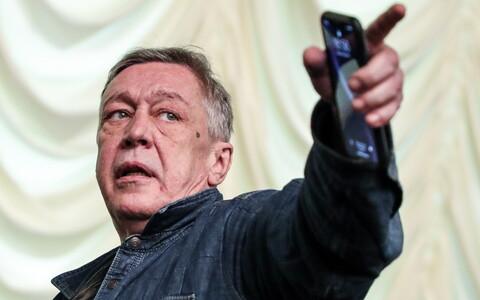 В результате ДТП с участием Михаила Ефремова погиб Сергей Захаров.