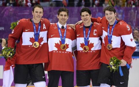 Kanada jäähokikoondis Sotši olümpial