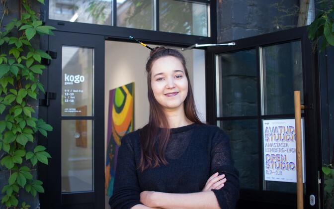 Anastasia Lemberg-Lvova