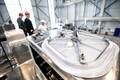Baltic Workboats ehitab mereväele uued väekaitsekaatrid.