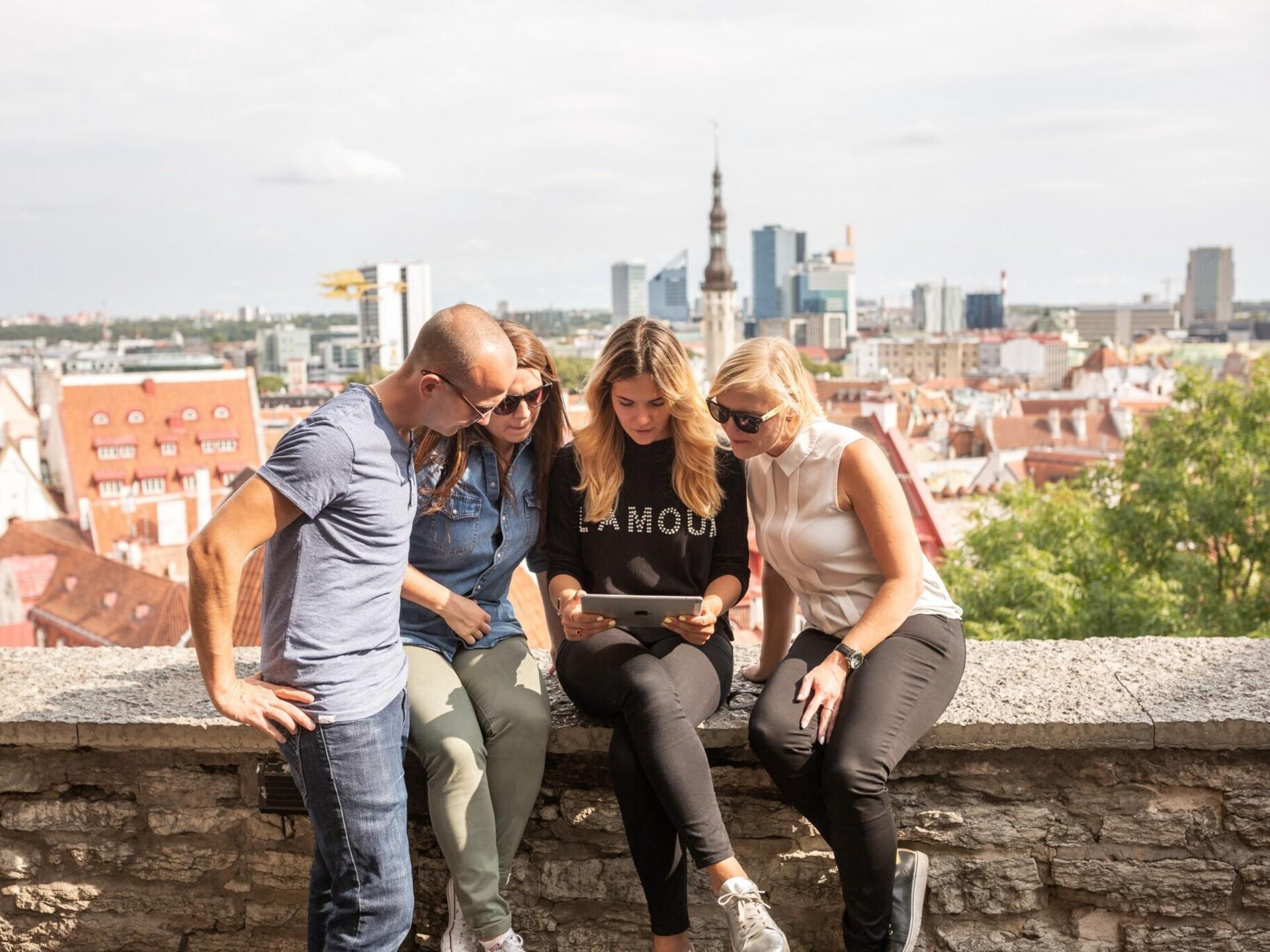 Feature Faqs Applications Open For Estonia S Digital Nomad Visa News Err