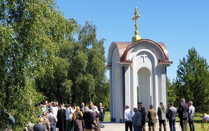 Часовня памяти будет находиться во владении церкви.