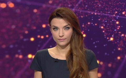 Ульяна Кузьмина.