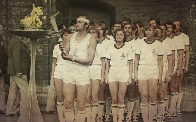 Olümpiaregatt 1980