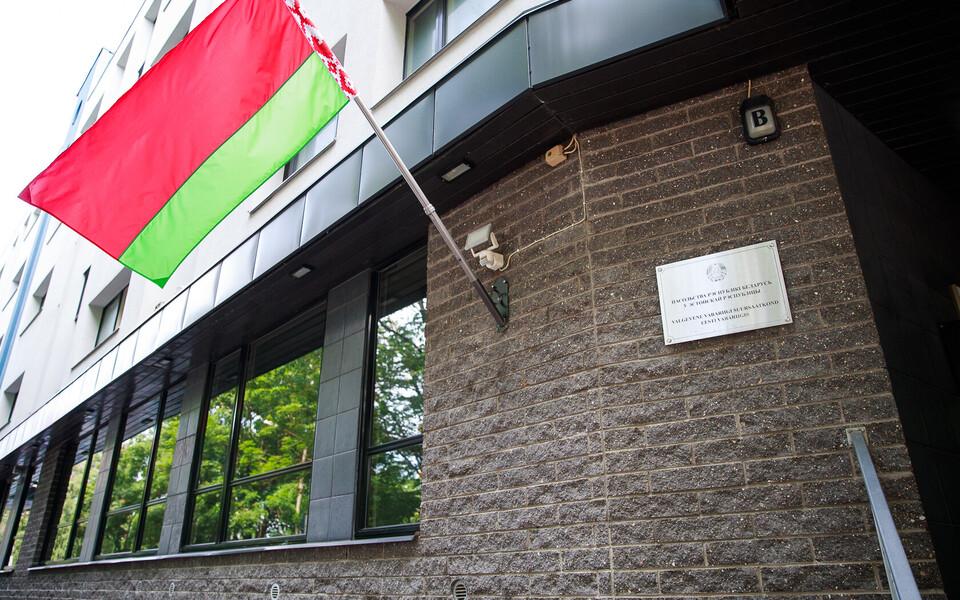Избирательный участок будет открыт в белорусском посольстве.