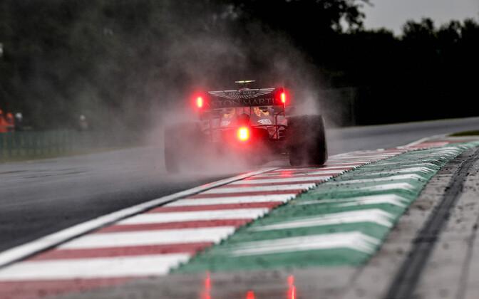 Ungari GP vabatreening