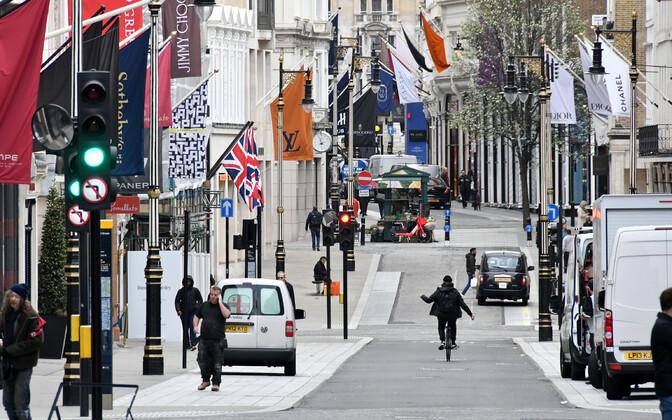Bond Street Londonis.