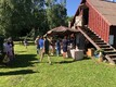 Avatud talude päev Läänemaal Männa talus tegutsevas Eesti Seenefarmis.