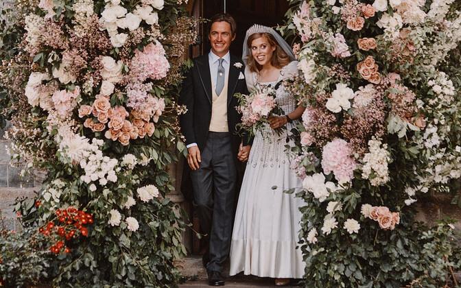 Printsess Beatrice'i pulmad