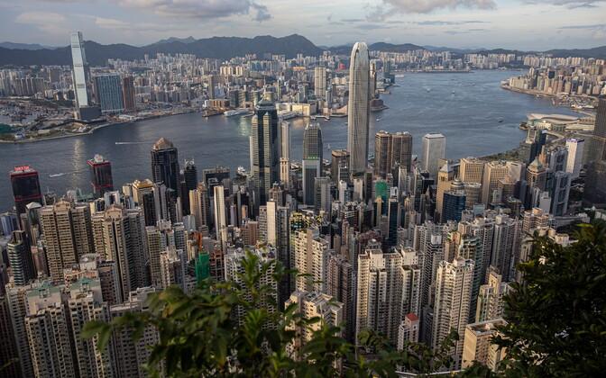 Hongkongis kasvab koroonaviirusesse nakatumine.