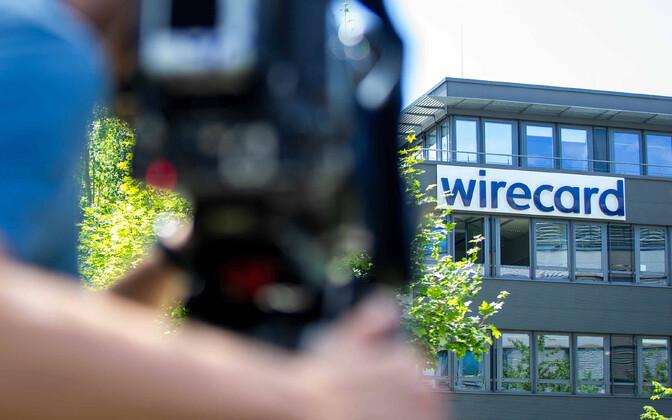 Ettevõtte Wirecard peakorter Müncenis.