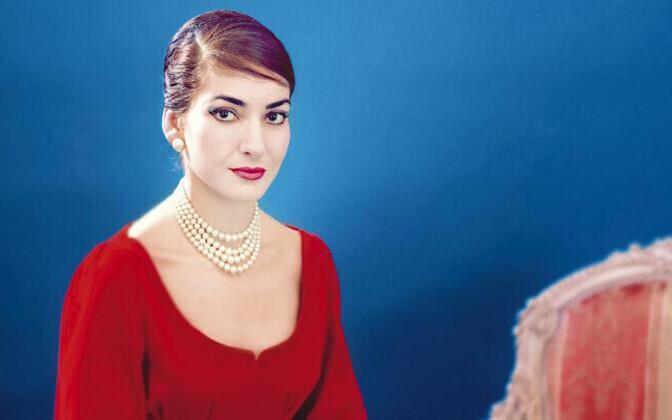 Jumalik Maria Callas