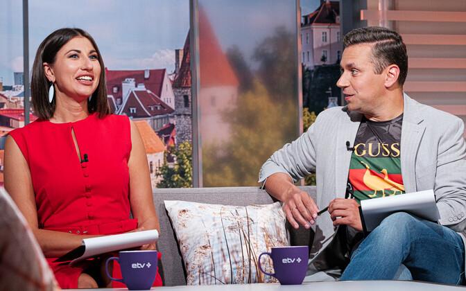 Ольга Иванова вместе с Андреем Титовым в