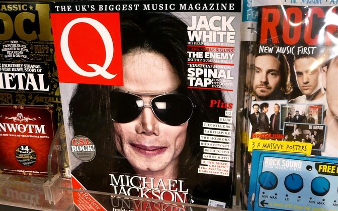 Ajakiri Q 2009. aasta juunis.