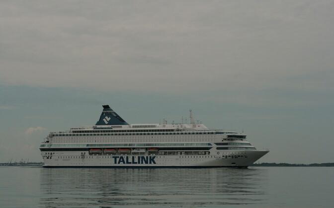 Таллиннский залив.
