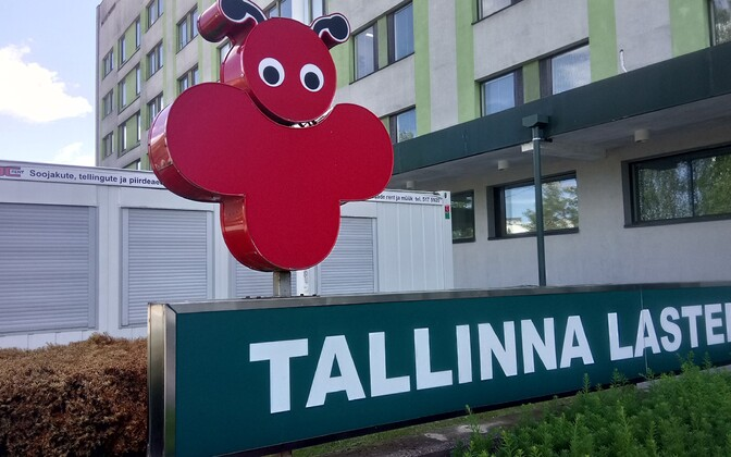 Tallinn Children's Hospital.