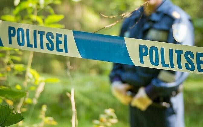 Полиция. Иллюстративная фотография