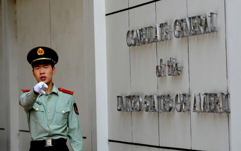 Консульство США в Чэнду.