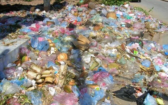 Inimkonna praeguse käitumise jätkudes katab planeeti 2040. aastaks 1,3 miljardi tonni jagu plasti.