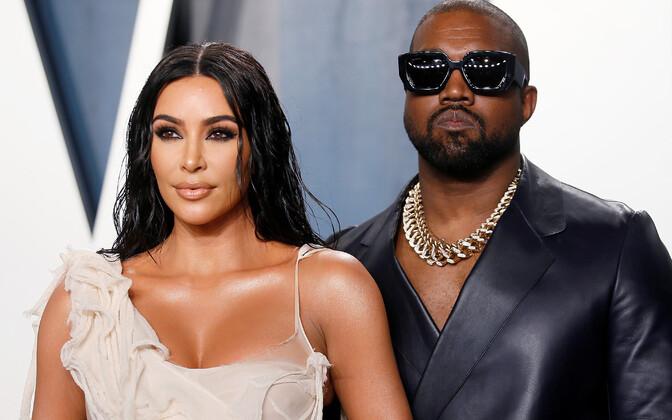 Kim Kardashian West ja Kanye West