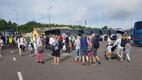 Soome turistid saabusid Tallinki kruiisiga Saaremaale
