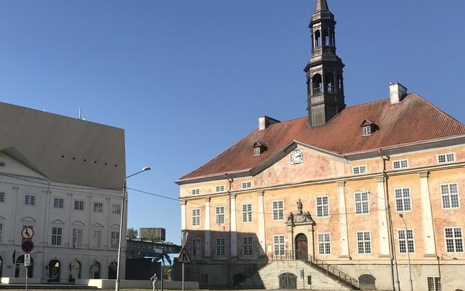 Narva Town Hall.