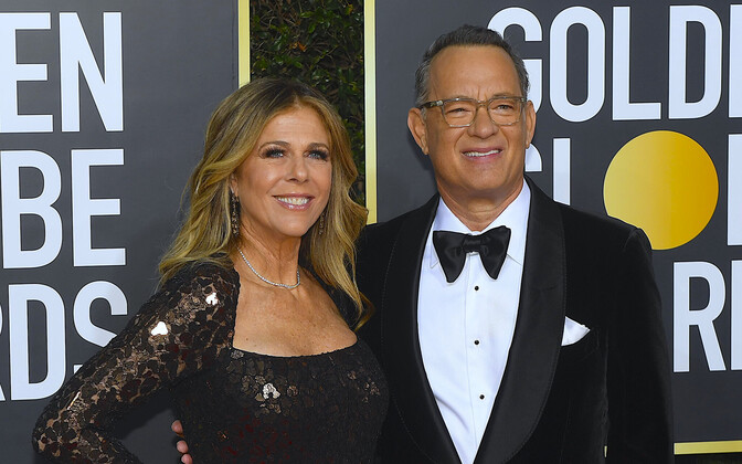 Rita Wilson ja Tom Hanks
