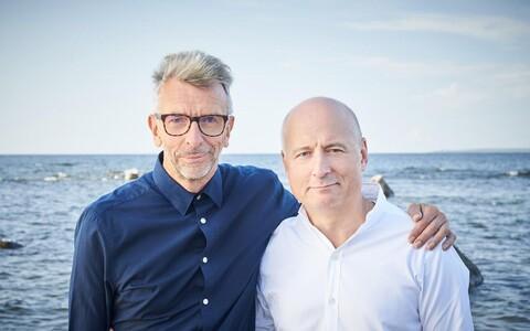 Erkki-Sven Tüür ja Paavo Järvi