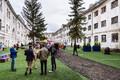 Patarei merekindluse Goržhi hoov avati külastajatele