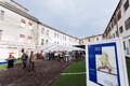 Двор Батарейной тюрьмы открыли для посетителей.