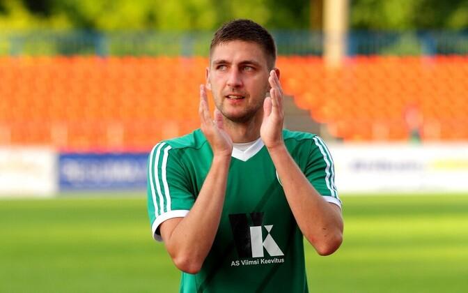 Игорь Морозов после долгого перерыва сыграл за первую команду