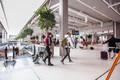 Открытие D-терминала после реконструкции.