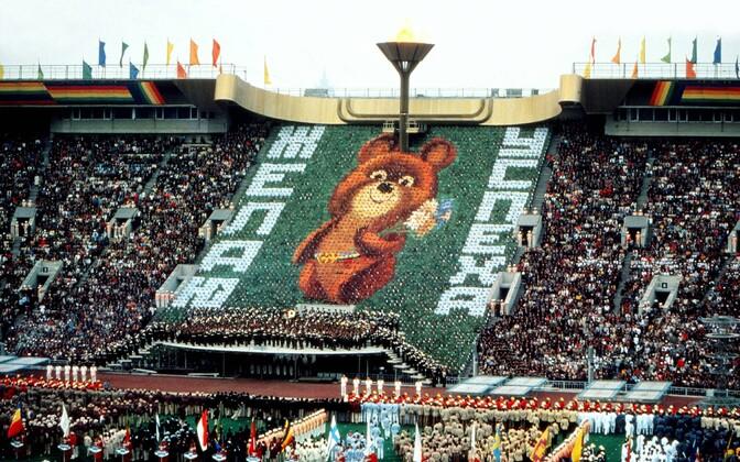1980. aasta Moskva olümpiamängud