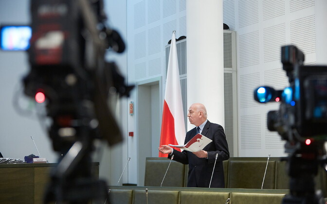 Poola ülemkohtu esimees.