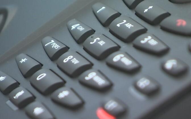 В Эстонии участились случаи телефонных мошенничеств.